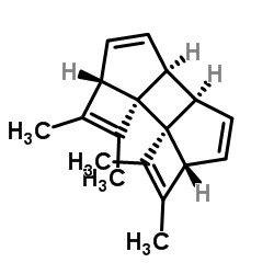 (2aR,4aR,4bS,6aS,8aR,8bS)-1,2,7,8-Tetramethyl-2a,4a,4b,6a-tetrahydrocyclobuta[a]cyclobuta[2',3']cyclopenta[1',2':3,4]cyclobuta[1,2-b]cyclopentene